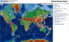 Access Natural Hazards Interactive Map