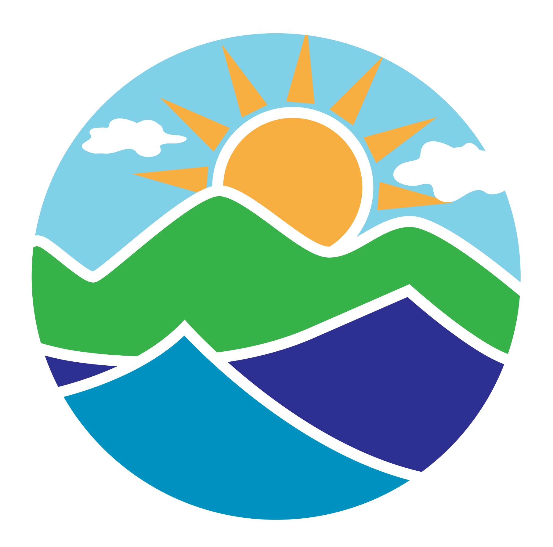 Icon for the National Centers for Environmental Information (NCEI)