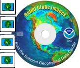 New Relief Globe Slide Set and CD-ROM