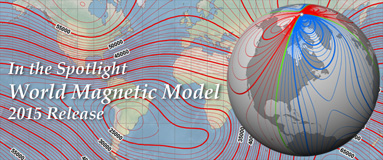 World Magnetic Model, 2015 Release